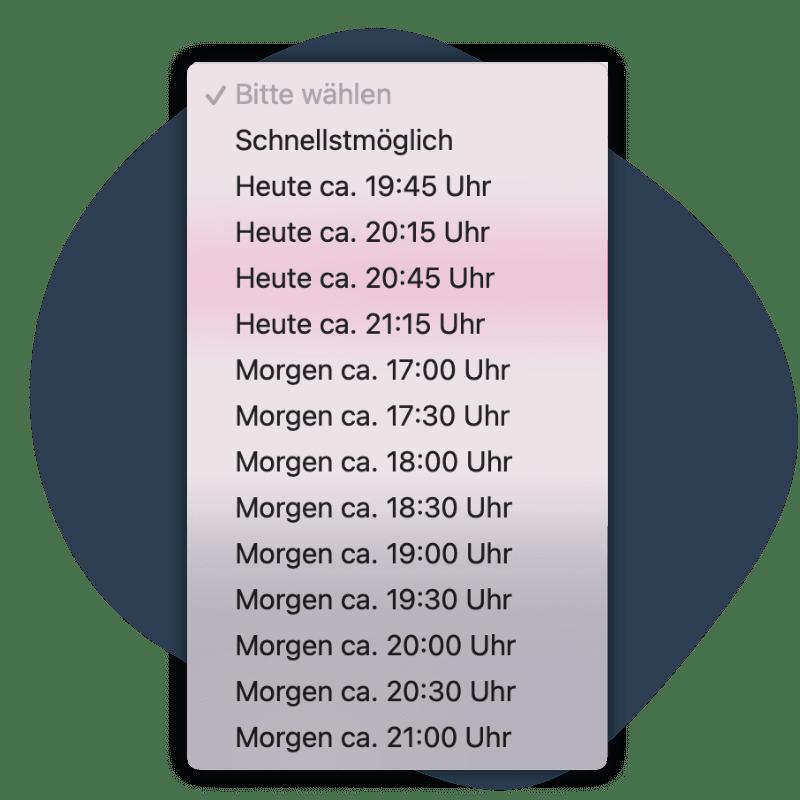 Lieferdienst & Lieferservice Programm. Eigener Online-Shop, provisionsfrei verkaufen.